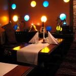 tafel-lampjes