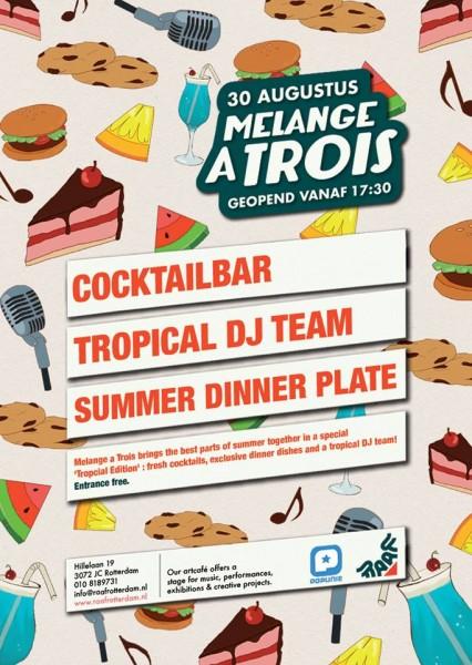 Melange-a-Trois-Tropical-Edition