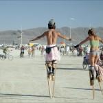 burning-man-stilts-walking