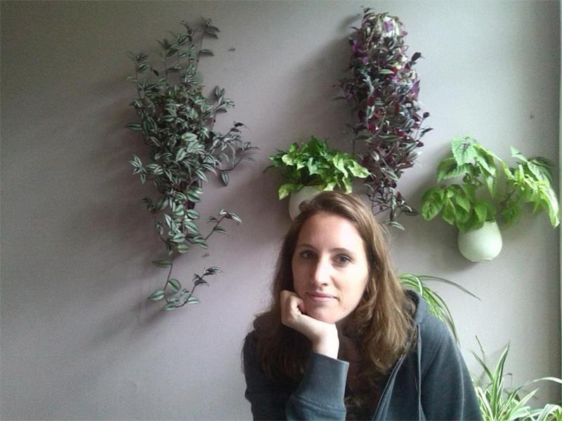 plantenopvang