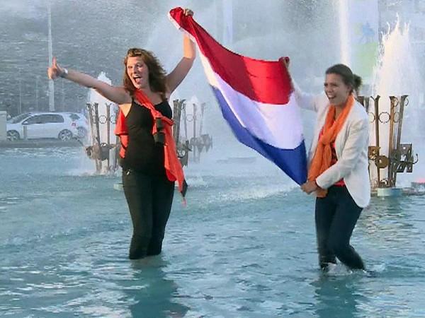 Hofplein fontein in beeld op Rijnmond.nl