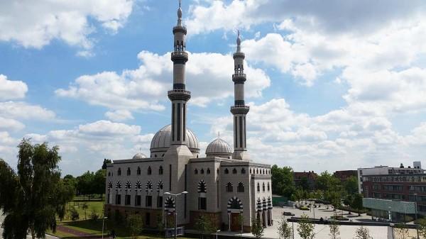 Moslims vieren 'klein feest' met veel lekkers