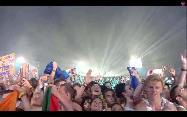 Kijk live hier naar Tomorrowland
