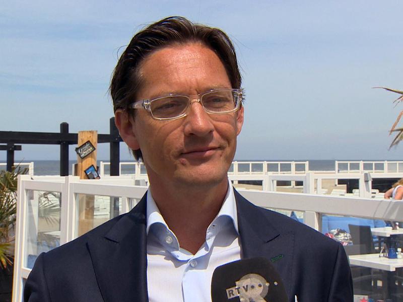 Partijleider en wethouder Joost Eerdmans