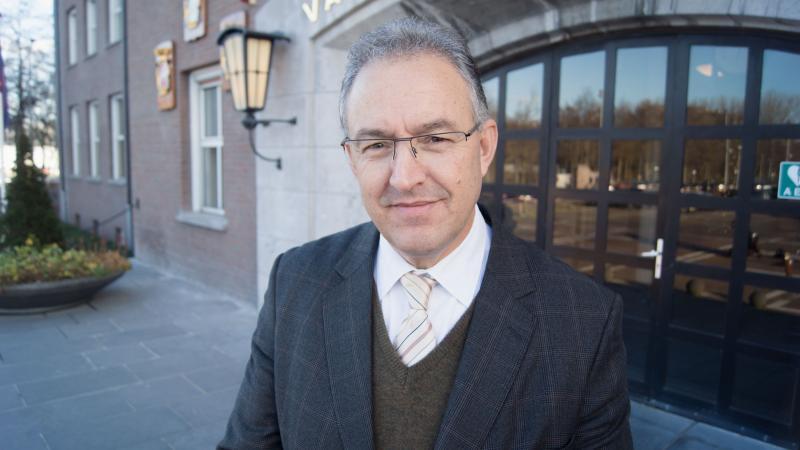 Burgemeester Ahmed Aboutaleb, Foto: Thijs Kern