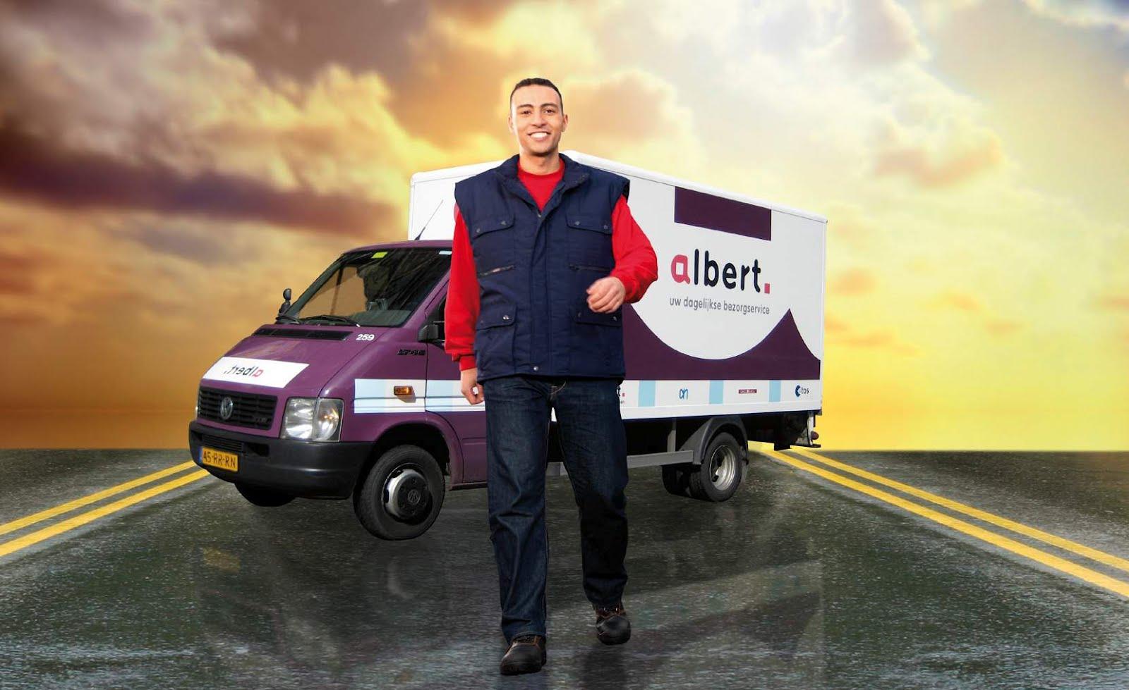 ALBERT | Bezorgservice van Albert Heijn