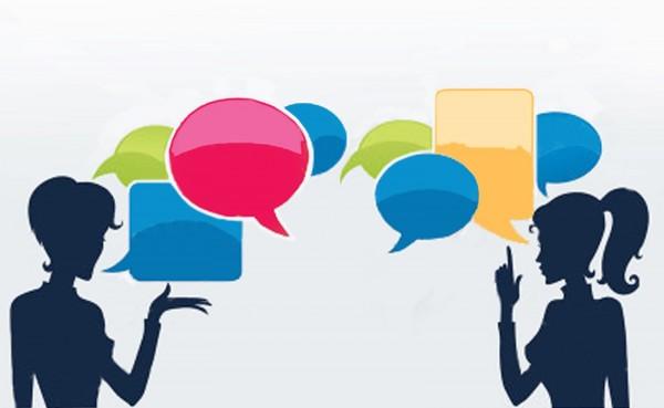 Ga in dialoog met elkaar