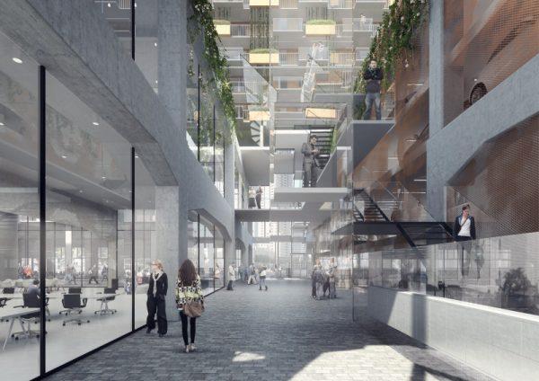 Rotterdam groeit verder | De Fenixlofts en de Groene Kaap